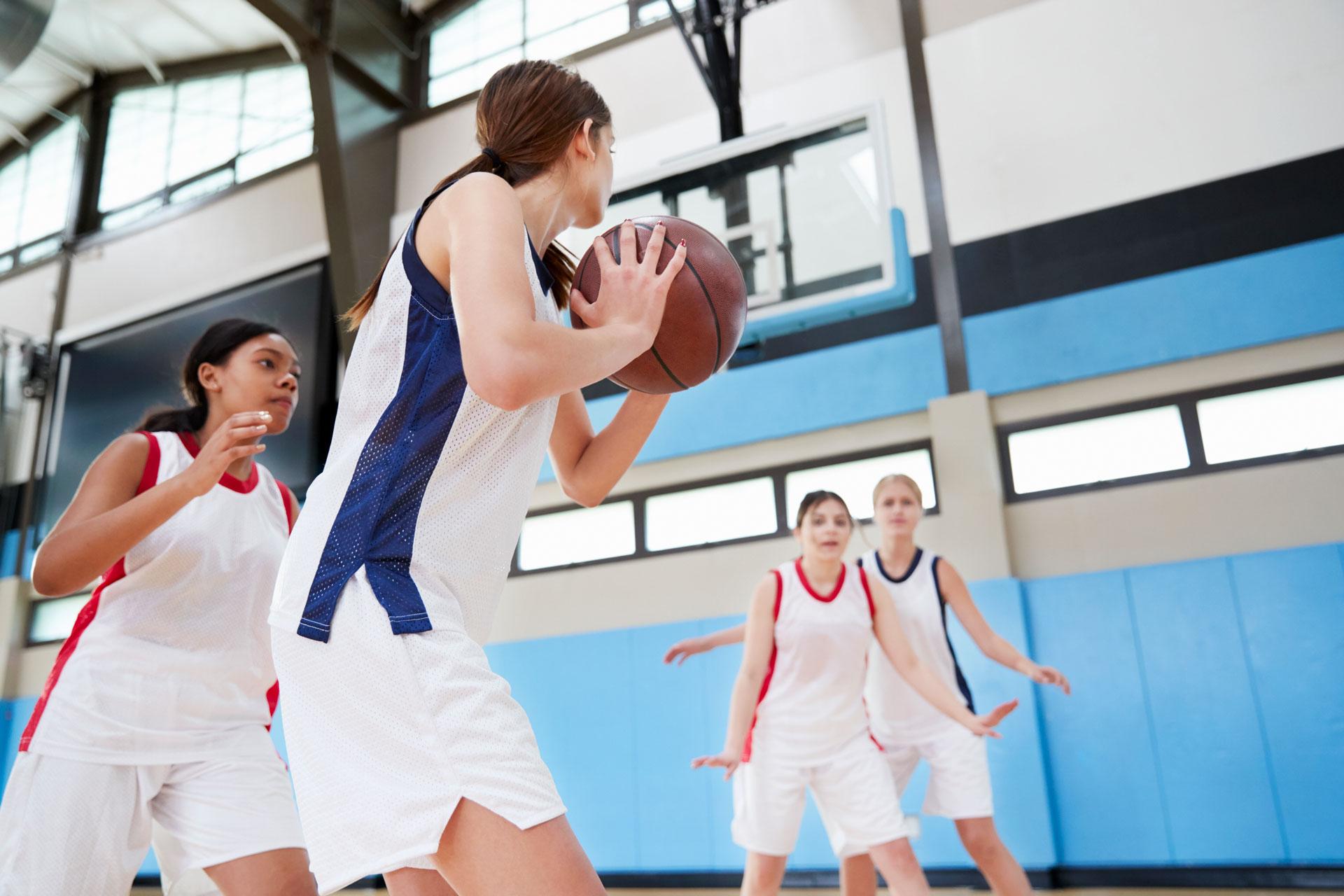 Tipos de pase en baloncesto
